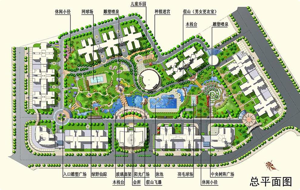 贵阳园林景观设计就业培训招生内容